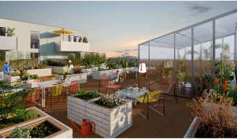 Nancy programme immobilier neuve « Life » en Loi Pinel  (2)
