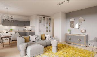 Nancy programme immobilier neuve « Life » en Loi Pinel  (5)