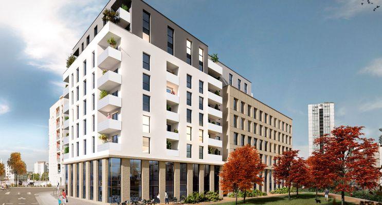 Photo du Résidence « Life » programme immobilier neuf en Loi Pinel à Nancy