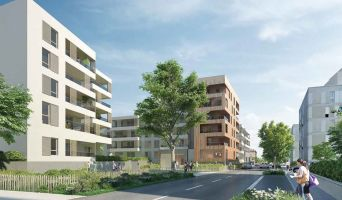 Photo du Résidence « Mosaic » programme immobilier neuf en Loi Pinel à Nancy