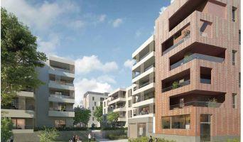 Résidence « Mosaic » programme immobilier neuf en Loi Pinel à Nancy n°2