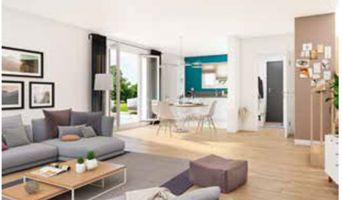 Résidence « Mosaic » programme immobilier neuf en Loi Pinel à Nancy n°3