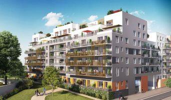 Photo du Résidence « SymBio'Z » programme immobilier neuf en Loi Pinel à Nancy