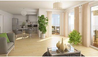 Résidence « Symbio'Z » programme immobilier neuf en Loi Pinel à Nancy n°3
