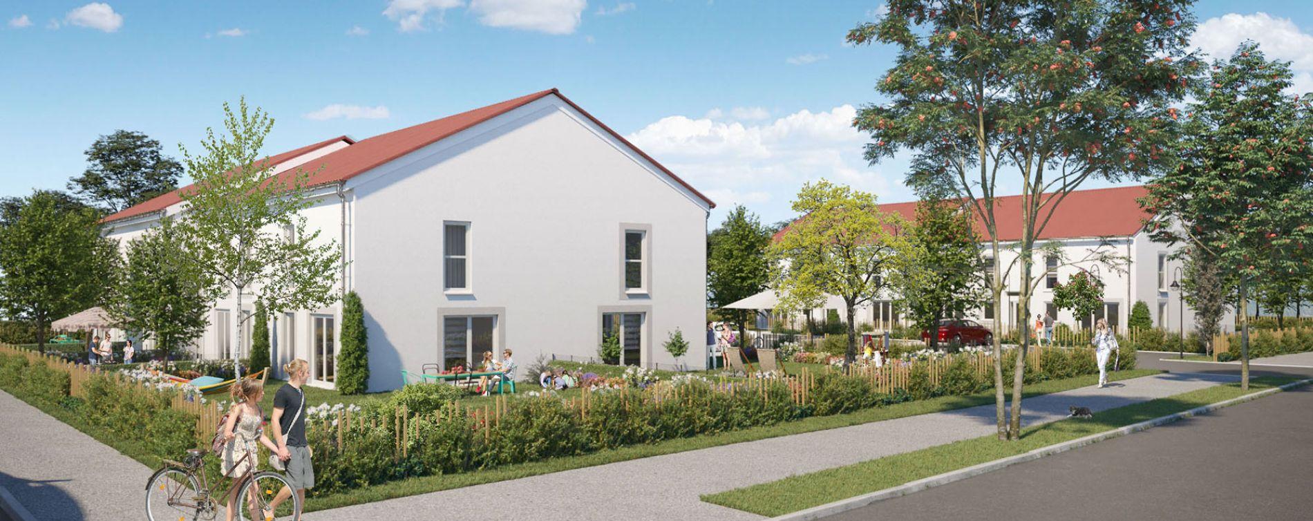 Neuves-Maisons : programme immobilier neuve « Horizons »