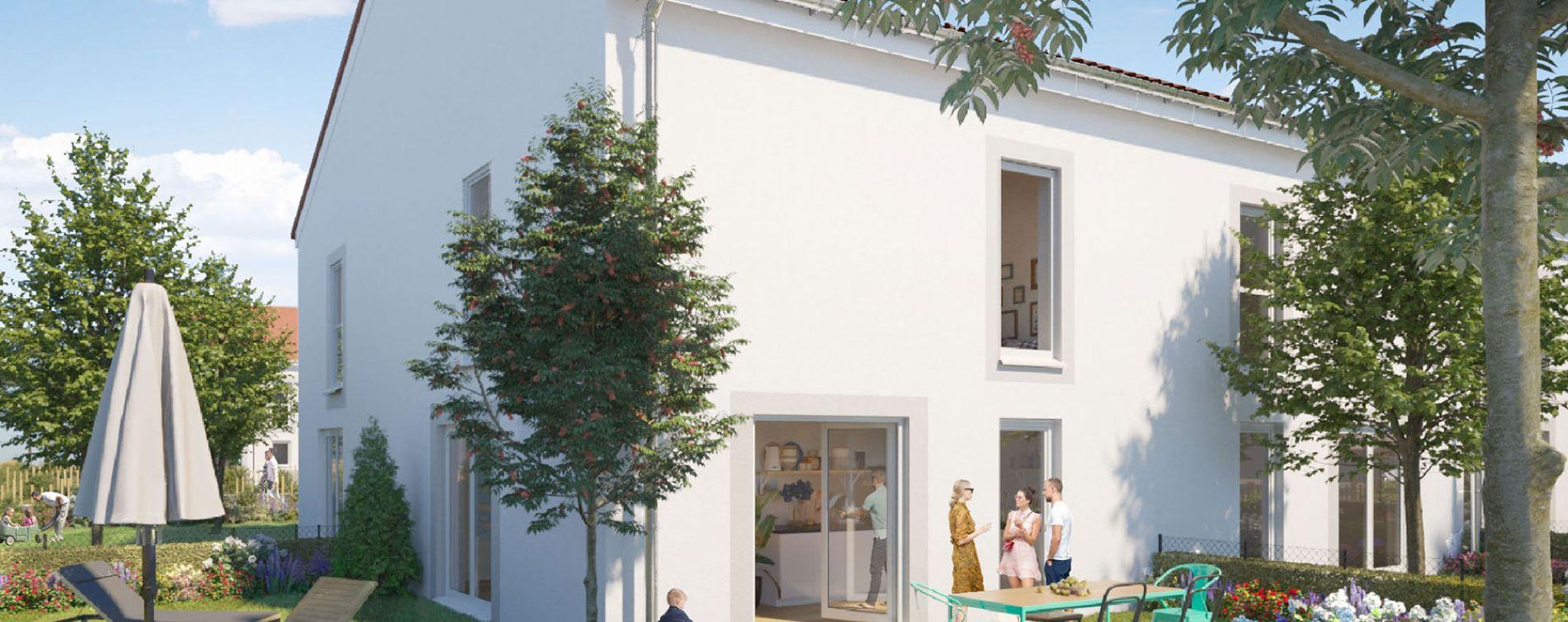 Neuves-Maisons : programme immobilier neuve « Horizons » (2)