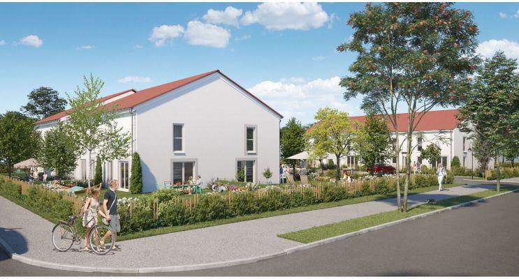 Neuves-Maisons : programme immobilier neuf « Horizons »