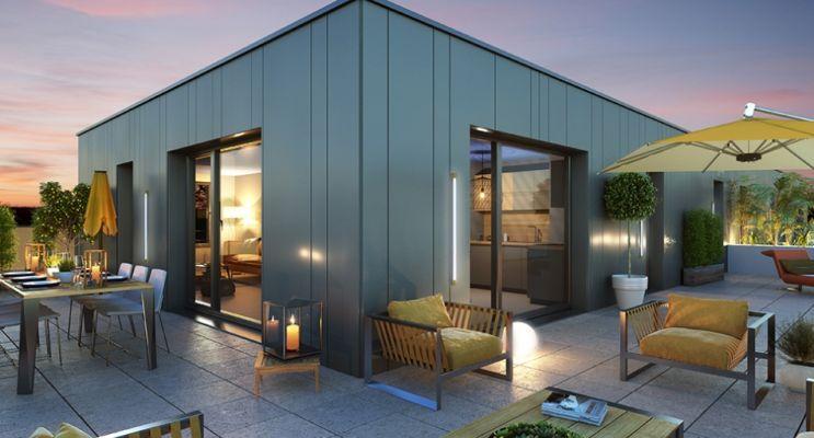 Photo du Résidence « Artémis » programme immobilier neuf en Loi Pinel à Saint-Max