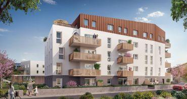 Vandœuvre-lès-Nancy : programme immobilier neuf « Cap Maria » en Loi Pinel