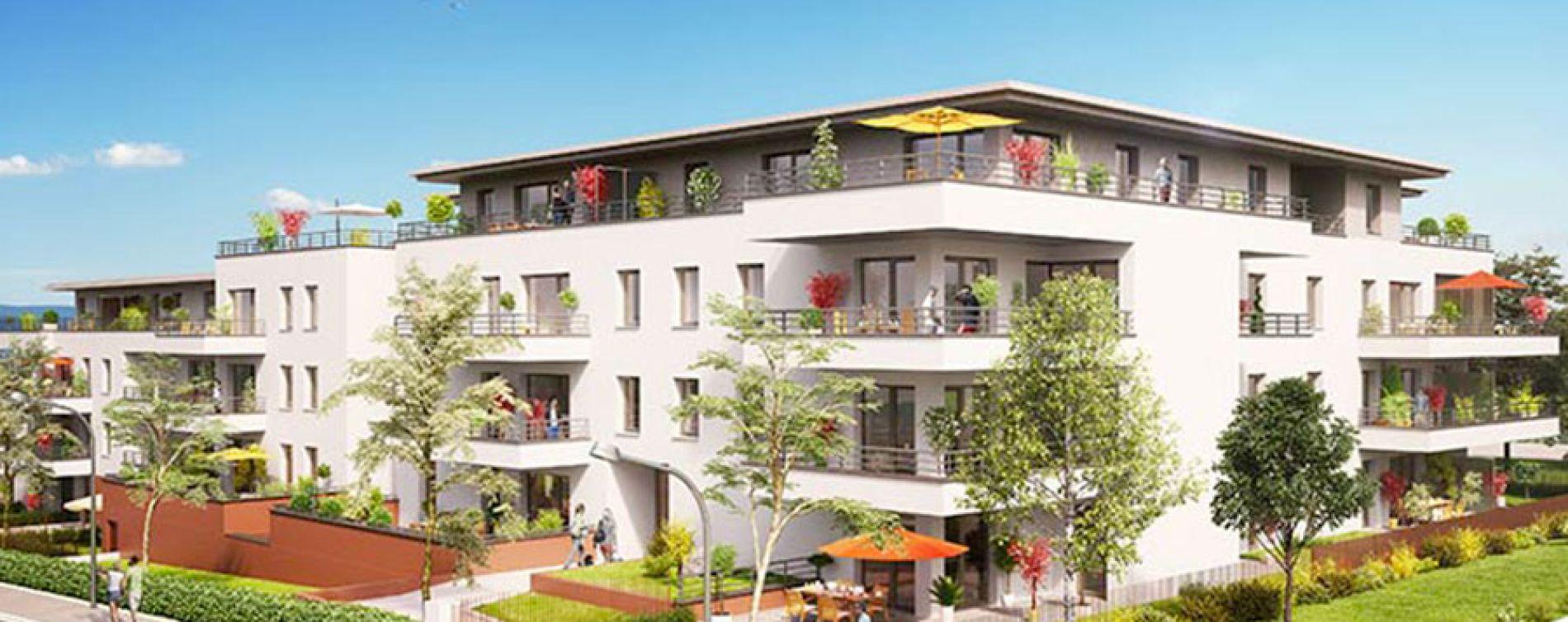 Résidence L'Aparté à Villers-lès-Nancy