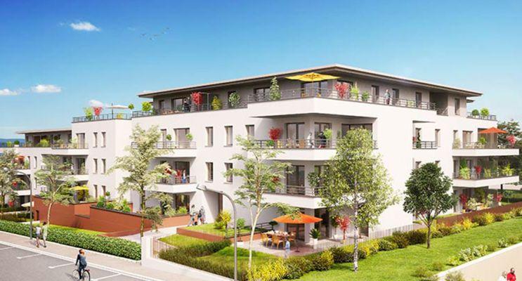 Photo du Résidence « L'Aparté » programme immobilier neuf en Loi Pinel à Villers-lès-Nancy