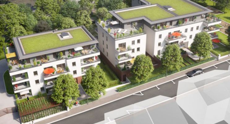 Photo n°2 du Résidence neuf « L'Aparté »
