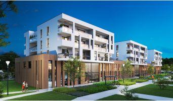 Photo du Résidence « Les Portes du Duché » programme immobilier neuf à Audun-le-Tiche