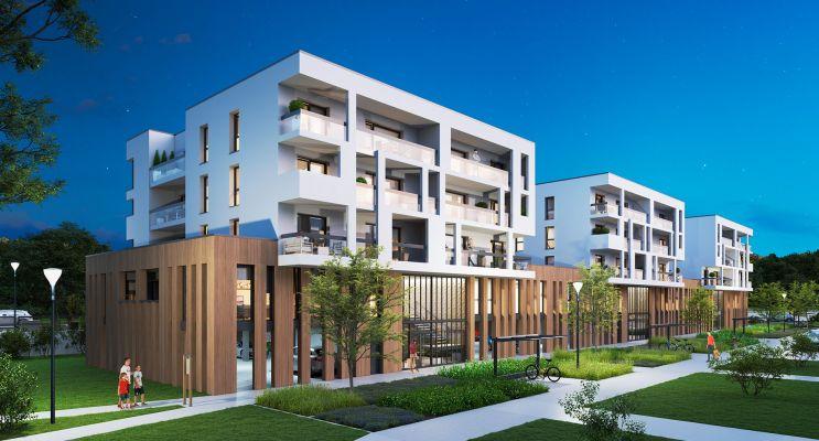 Photo n°1 du Résidence « Les Portes Du Duché » programme immobilier neuf à Audun-le-Tiche