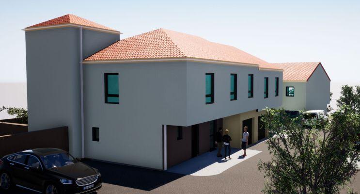 Photo du Résidence « Le Clos du Colombier » programme immobilier neuf à Chieulles
