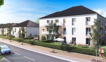 Photo du Résidence « Les Résidentiales Saint-Benoît » programme immobilier neuf à Guénange