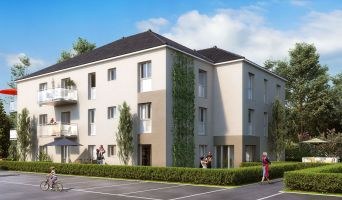 Photo n°2 du Résidence neuf « Les Résidentiales Saint-Benoît »