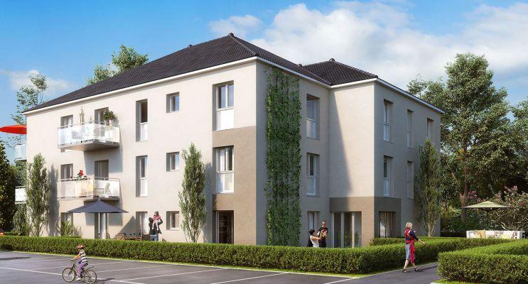 Photo n°2 du Résidence « Les Résidentiales Saint-Benoît » programme immobilier neuf à Guénange
