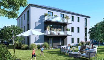 Photo du Résidence « Orig'In Guenange » programme immobilier neuf à Guénange