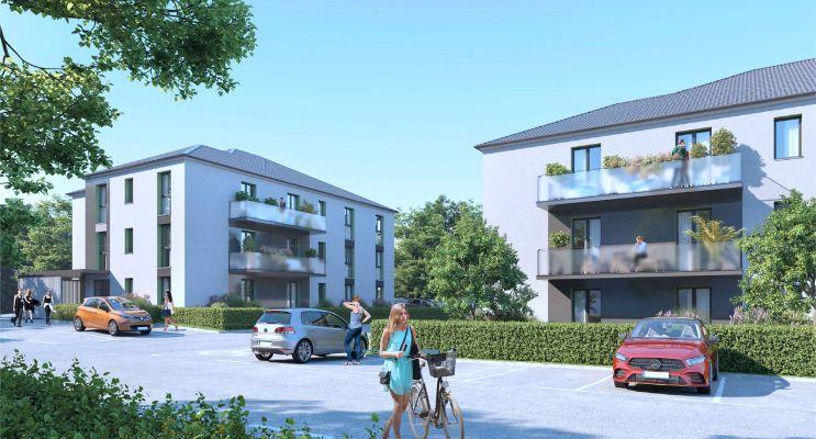 Photo n°2 du Résidence « Orig'In Guenange » programme immobilier neuf à Guénange