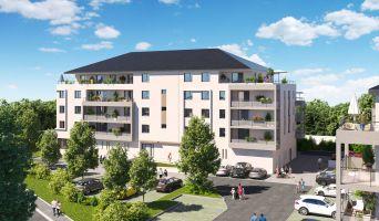 Le Ban-Saint-Martin programme immobilier neuf « Ô Jardin