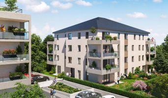 Le Ban-Saint-Martin programme immobilier neuve « Ô Jardin »  (2)