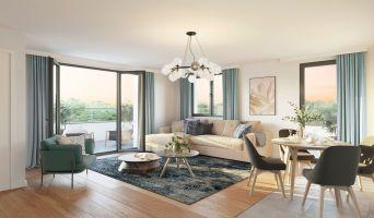 Le Ban-Saint-Martin programme immobilier neuve « Ô Jardin »  (3)