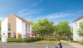 Metz : programme immobilier neuf « Cocoon 2 »