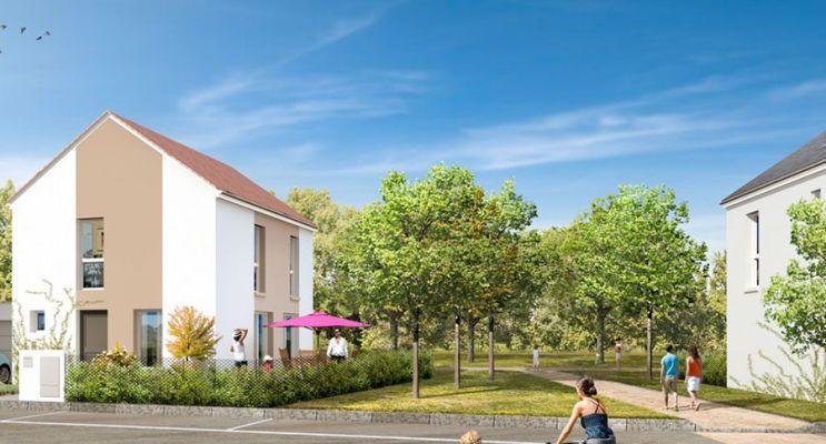 Photo du Résidence « Cocoon 2 » programme immobilier neuf en Loi Pinel à Metz
