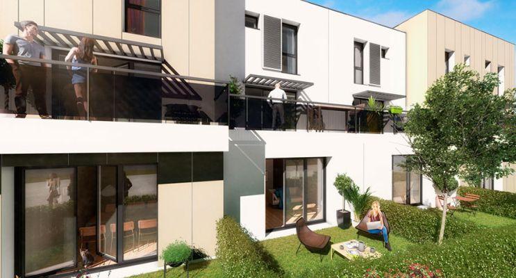 Résidence « Cocoon 2 » programme immobilier neuf en Loi Pinel à Metz n°2