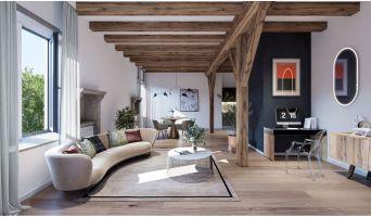 Metz programme immobilier à rénover « Commanderie Saint-Antoine » en Loi Malraux  (2)