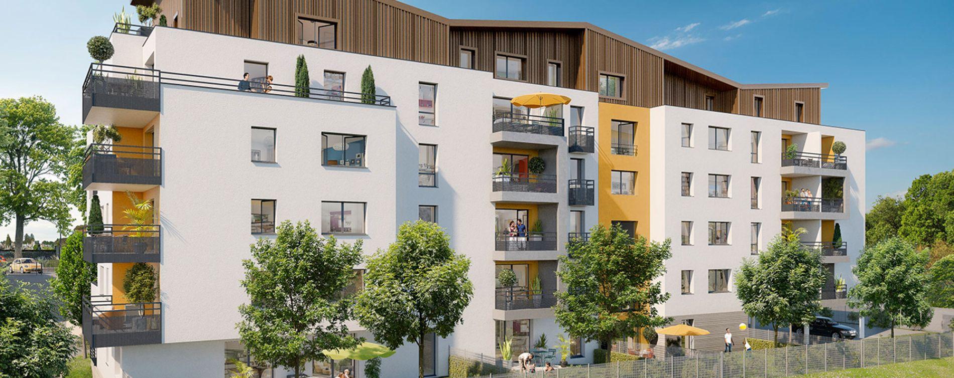 Résidence Connexion 117 à Metz