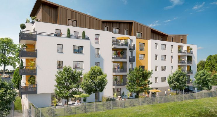 Photo n°1 du Programme immobilier n°215560