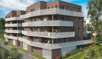 Photo du Résidence « Côté Seille » programme immobilier neuf en Loi Pinel à Metz