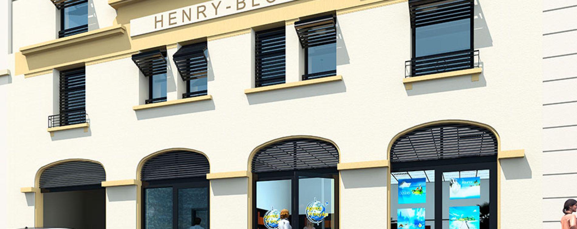 Résidence Henry Bloch à Metz