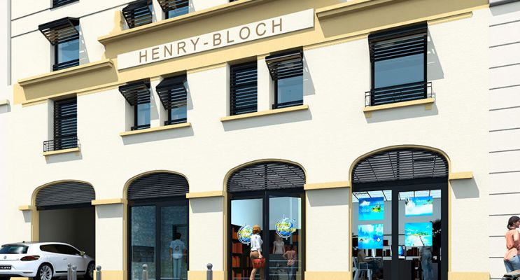 Photo n°2 du Résidence neuf « Henry Bloch »