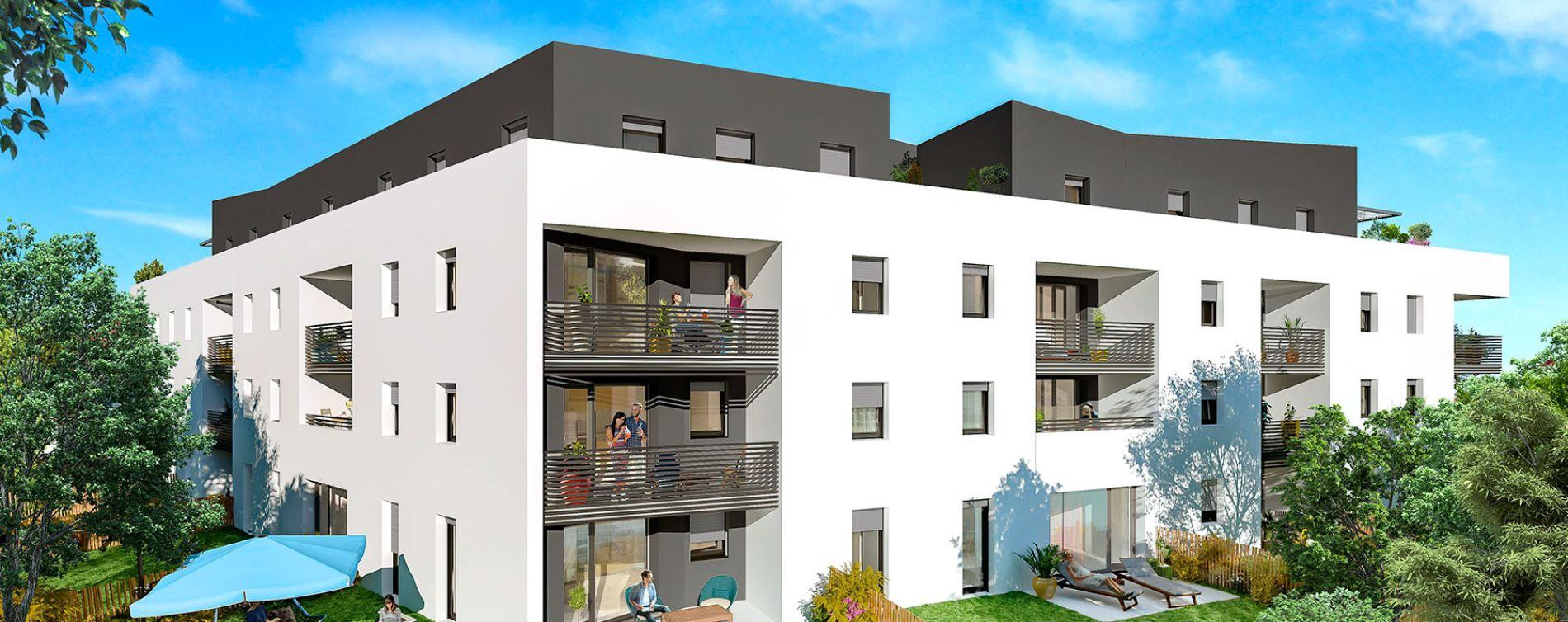 Metz : programme immobilier neuve « Horizon »