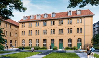 Photo du Résidence « La Place de la Manufacture » programme immobilier à rénover en Loi Pinel ancien à Metz