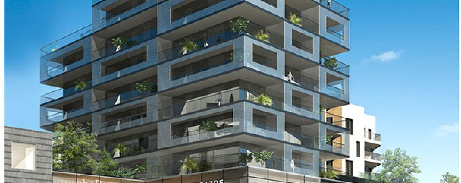 Metz : programme immobilier neuve « Le Sérénissime » en Loi Pinel
