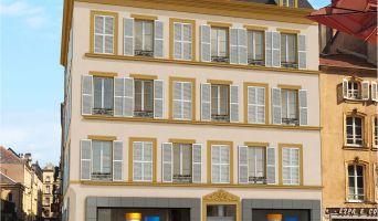 Programme immobilier rénové à Metz (57050)