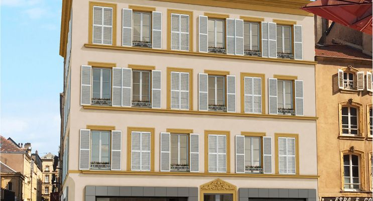 Résidence « Les Clercs » programme immobilier à rénover en Loi Malraux à Metz n°1