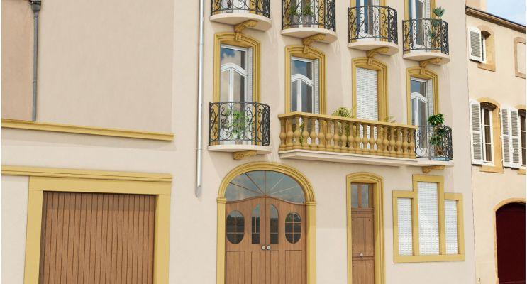 Résidence « Les Clercs » programme immobilier à rénover en Loi Malraux à Metz n°2