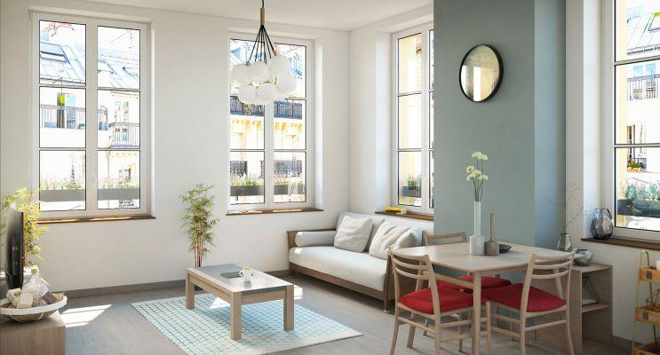 Résidence « Les Clercs » programme immobilier à rénover en Loi Malraux à Metz n°3