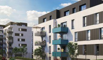 Résidence « L'Olympe » programme immobilier neuf en Loi Pinel à Metz n°1
