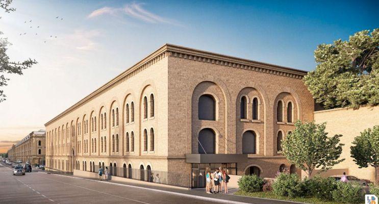 Photo n°1 du Résidence neuf « Metz Student Factory »
