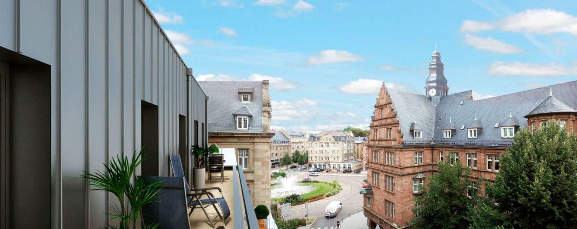 Résidence Oh Activ - Metz à Metz