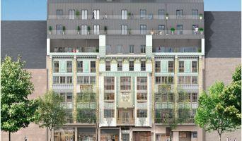 Photo du Résidence « Oh Activ - Metz » programme immobilier neuf à Metz