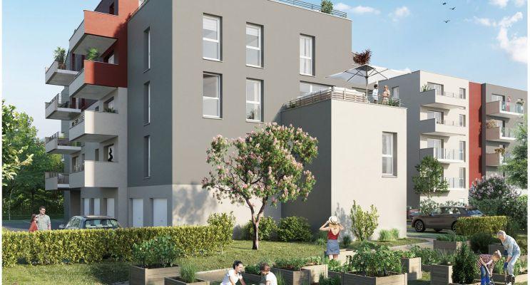 Metz : programme immobilier neuf « Plénitude » en Loi Pinel