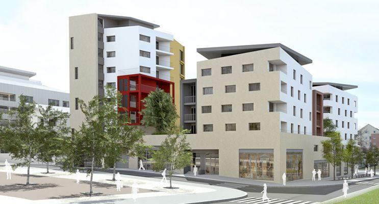 Photo n°2 du Résidence « Pont De Lumière » programme immobilier neuf en Loi Pinel à Metz
