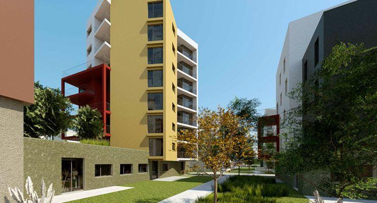 Résidence « Pont De Lumière » programme immobilier neuf en Loi Pinel à Metz n°3